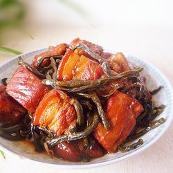 干豆角燒肉的做法[圖]