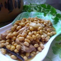 黄豆猪肉煲的做法[图]