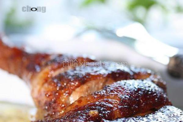 多汁中式烧鸭