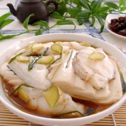 鳕鱼蒸豆腐的做法[图]