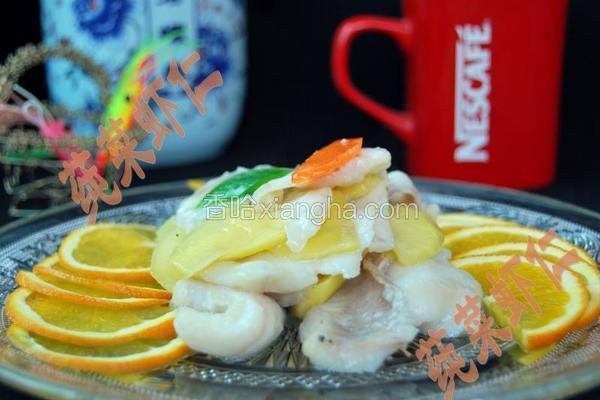 芒果炒鱼片