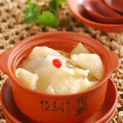 芦荟烩鱼肚的做法[图]