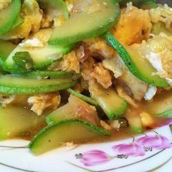 虾皮西葫芦鸡蛋的做法[图]