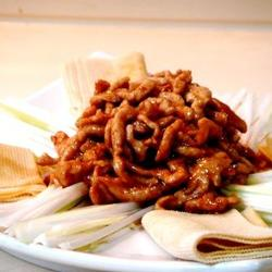 京酱肉丝的做法[图]