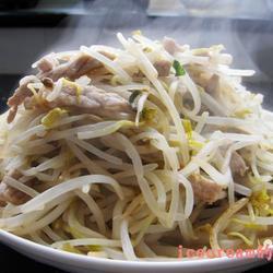 绿豆芽炒肉的做法[图]
