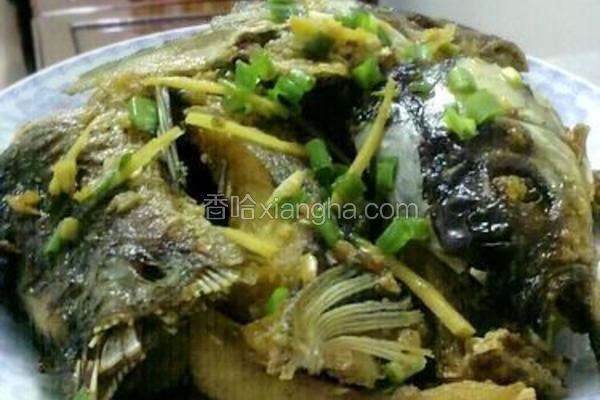 酥脆草鱼块