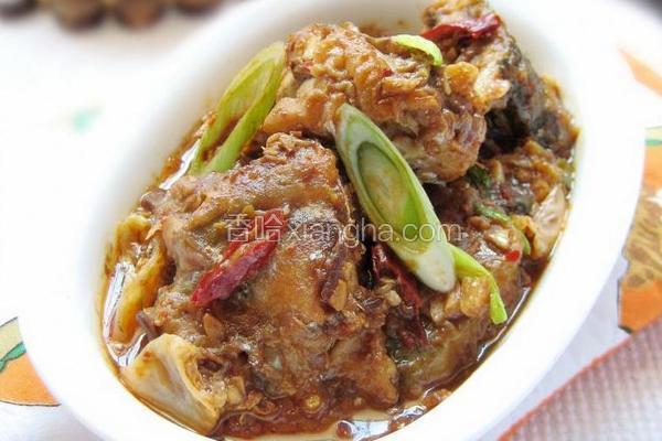 韩式泡菜烧鲜鱼