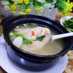 杏鲍菇鸡腿汤的做法[图]
