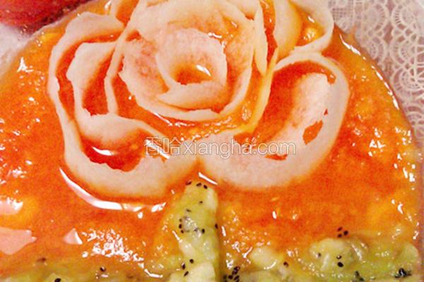 木瓜水果捞