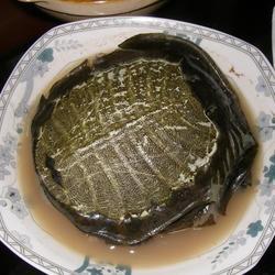 清蒸甲鱼的做法[图]