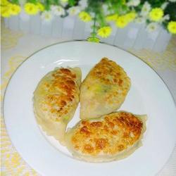 五彩北瓜月牙馅饼的做法[图]