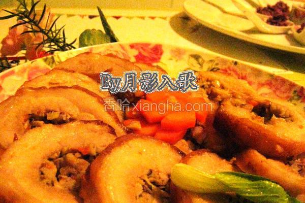 法式脆皮烤肉卷