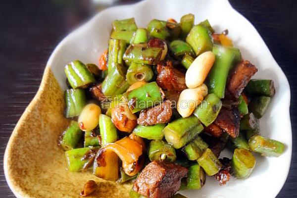 豆丁橄榄菜