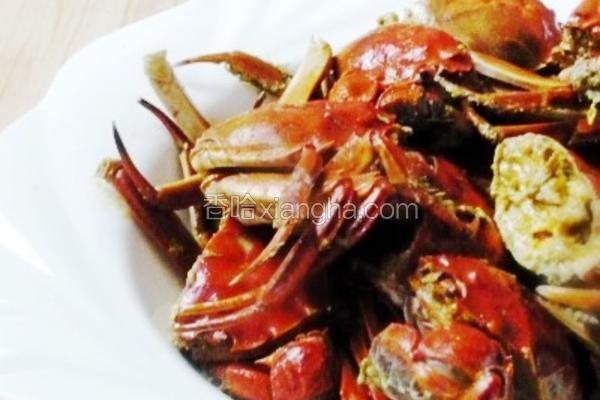 清炒小螃蟹
