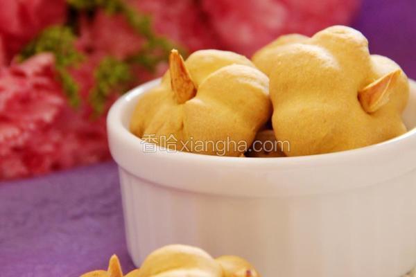 南瓜小饼干