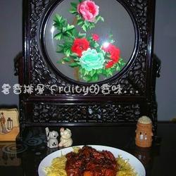 薯香陈皮烧排骨的做法[图]