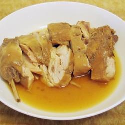 卤水兔肉的做法[图]