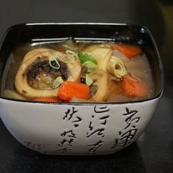 红烧骨髓汤的做法[图]