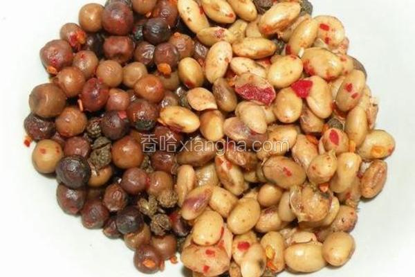 四川黄豆豆豉