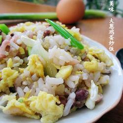 炒薏米红豆饭的做法[图]