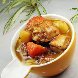 番茄鸡腿炖土豆的做法[图]