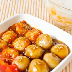 甜辣双色芋头的做法[图]