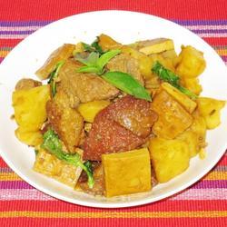 豆腐干烧肉的做法[图]