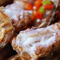 椒盐富贵虾的做法[图]