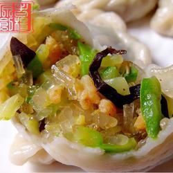 招牌什锦蒸饺的做法[图]
