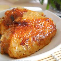 香辣烤雞翅中的做法[圖]