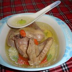 清炖鸽子汤的做法[图]