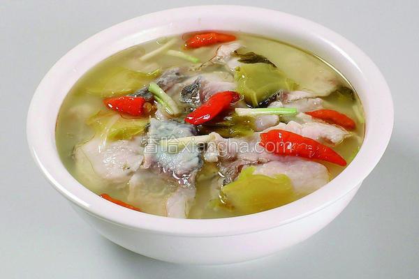 酸菜魚的做法[圖]