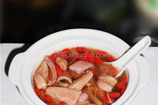 药膳健胃猪肚汤