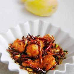 干鍋香辣雞翅的做法[圖]