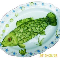 糖醋黄瓜草青鱼的做法[图]