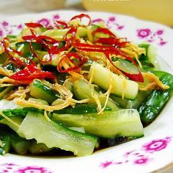 辣拌脆黄瓜的做法[图]