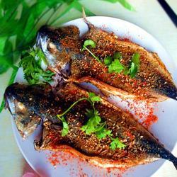 香辣烤鲅鱼的做法[图]