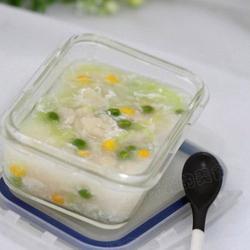 瓠子疙瘩汤的做法[图]