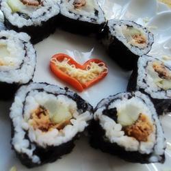 沙丁鱼酸萝卜寿司的做法[图]