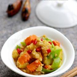 咖喱鱈魚雜蔬煲的做法[圖]