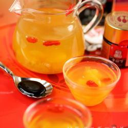 鲜果明目红参茶的做法[图]