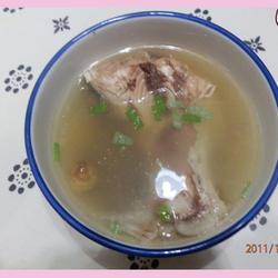 沙参玉竹鱼尾汤的做法[图]