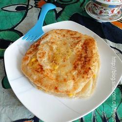 鸡蛋灌饼的做法[图]