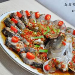 剁椒鲤鱼的做法[图]