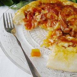 洋蔥牛肉披薩的做法[圖]