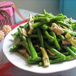 笋干豇豆的做法[图]