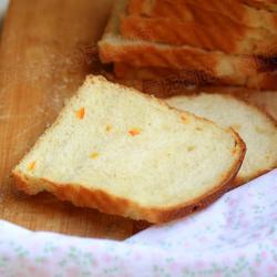 奶酪橙皮土司的做法[图]