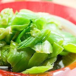 蚝油浸芥菜的做法[图]