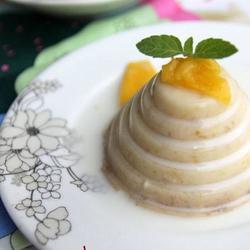 芒果牛奶布丁的做法[图]