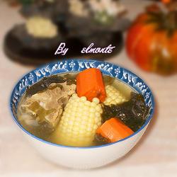 玉米海带汤的做法[图]